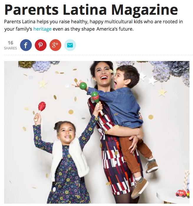 Parents Latina Magazine - Cast Images - Priscilla Gragg photo