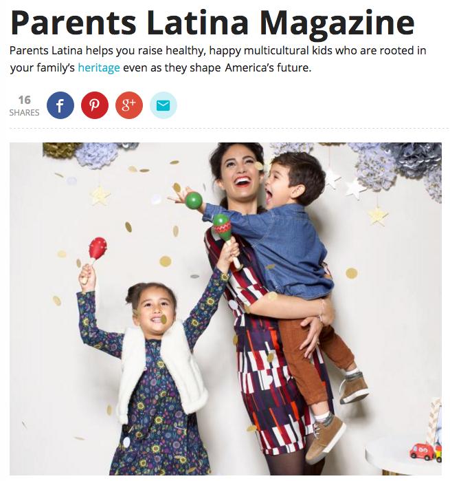 Parents Latina Magazine - Cast Images - Priscilla Gragg photo
