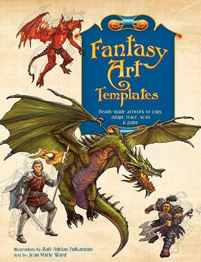 Fantasy Art Templates Ebook Free Download