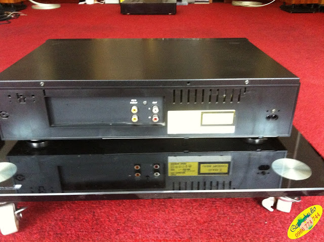Đầu CD Player - CD 610 - Made in Belgium (Bỉ)