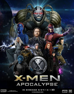 Download Film X-Men: Apocalypse (2016) Bluray Sub Indo