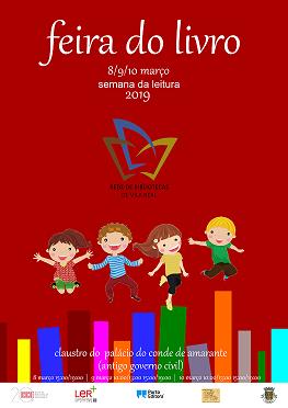 Semana da Leitura 2019| Feira do livro RBVR