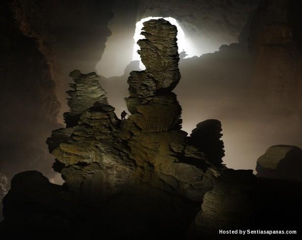 Son Doong Cave stalagmit