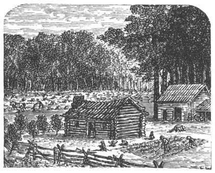 A woodsrunner 39 s diary august 2013 for Colonial log homes
