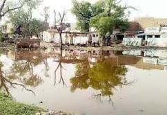 लोधई गावँ के 3 बड़े तालाबों  को गंदे पानी से  न भरें -  जलाधिकार