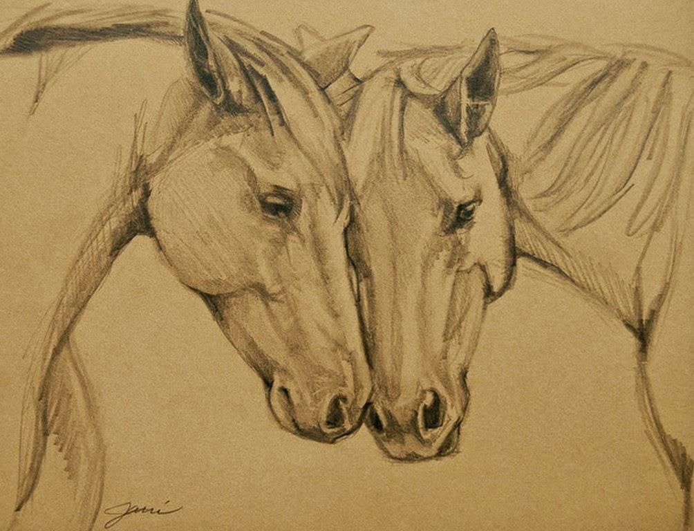 dibujos-decorativos-a-lapiz-de-caballos