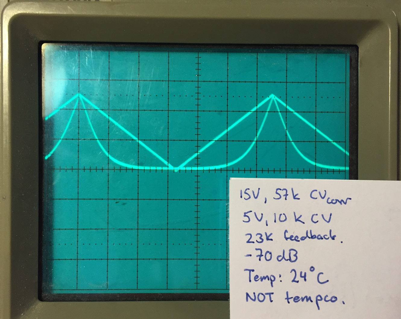 difference cv resume%0A CV  linear  and response  Exponential  without trimming  No tempco used but  temperature is    degrees celcius  Trim voltage is   V  not   V as it says  in