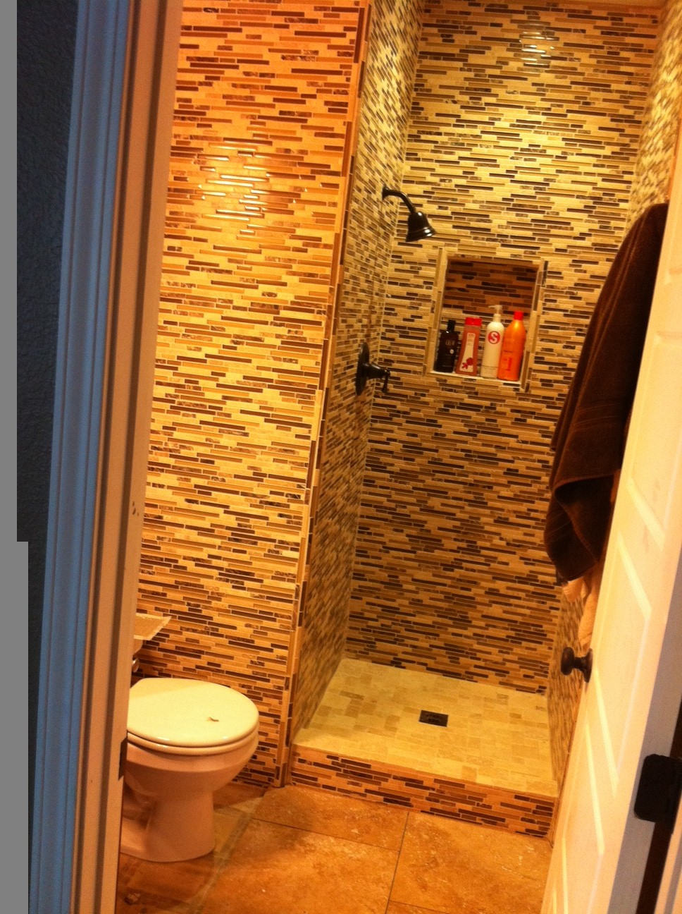 ... Vinyl Tile For Showers Walls By Small Bath Progress Aac Construction  Inc S ... Part 61