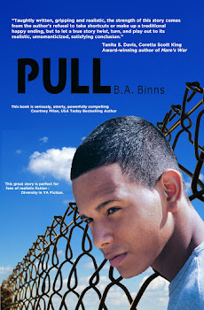 PULL - Available NOW in paperback and eBook!!