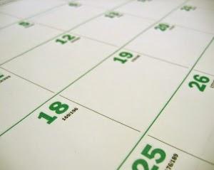 how to insert a calendar