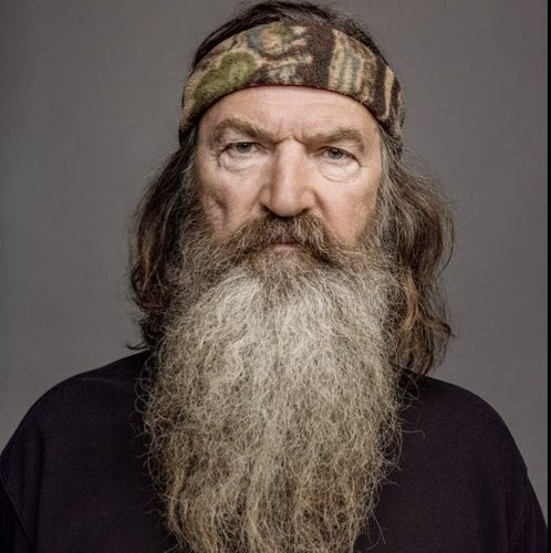 "Robertson: Chatter Busy: GLAAD Blasts ""Duck Dynasty"" Star, Phil"