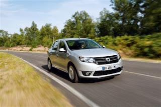 All new Dacia Logan