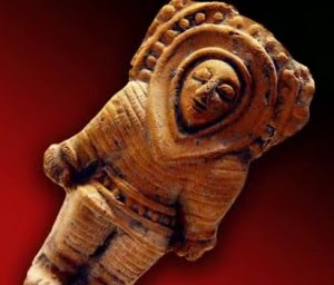 artefatto antico astronauta
