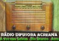 ouvir a Rádio Difusora Acreana AM 1400,0