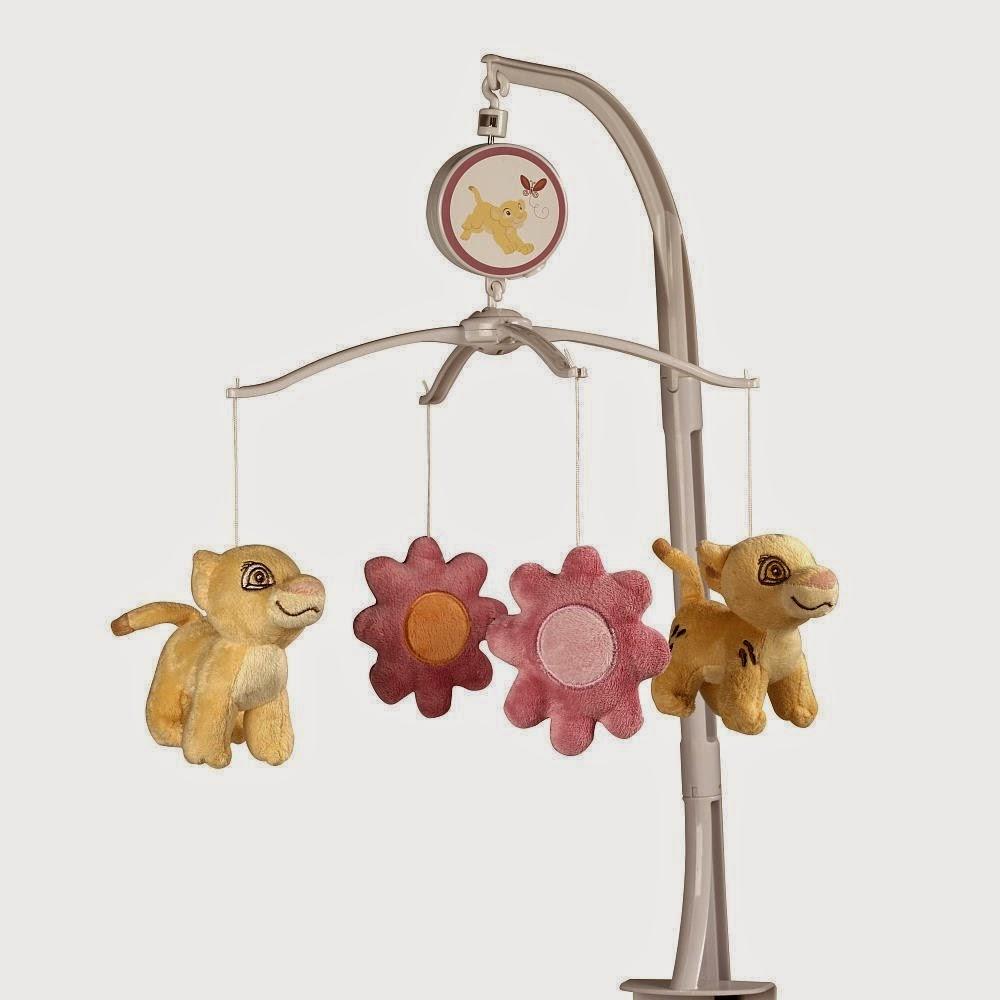 Disney Baby Lion King Crib Sheet