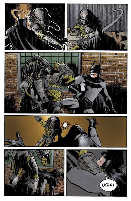 Бэтмен тупик  batman dead end