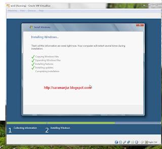Cara Instal Windows 8 lewat flashdisk | BlogDanz