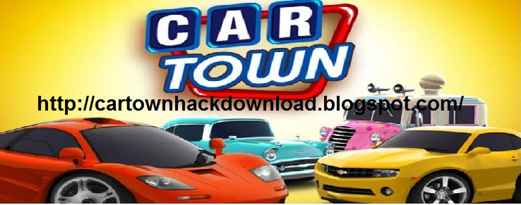 Car Town Coins, Points, and Level Hack
