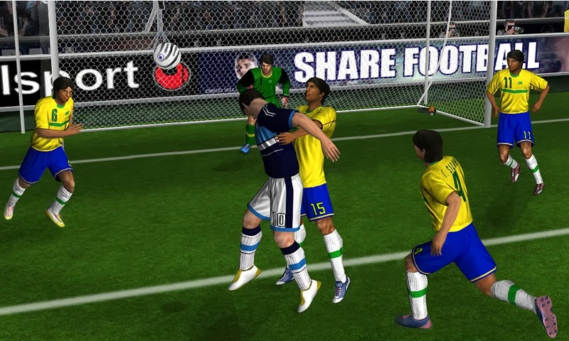 Real Football 2012_Android Sports Game