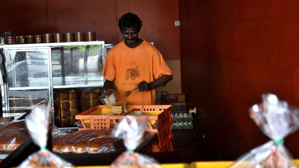 Video ini bakal buat anda tak makan roti dari Kilang di P Pinang !
