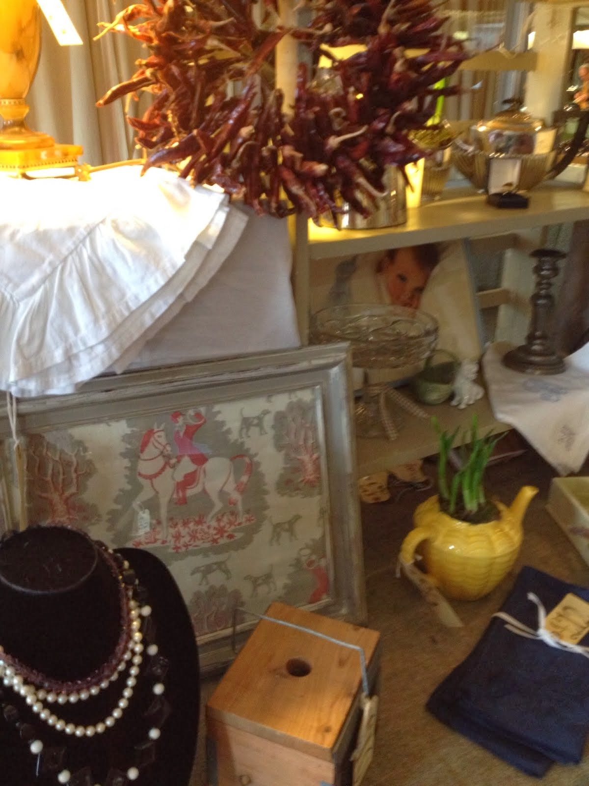 Antiques and Vintage Fair at Hartlepool College, Hartlepool, Co Durham