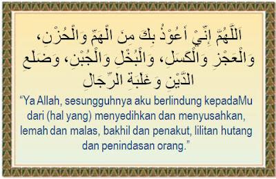 Doa Ketenangan Hati Agar Hati Tenang