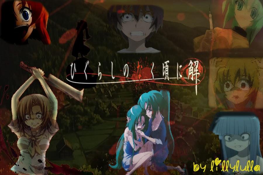higurashi no naku koro ni fanart