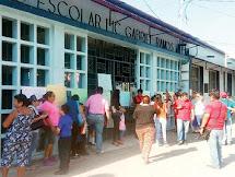 CNTE IMPONE VACACIONES EN ESCUELAS DE CHIAPAS