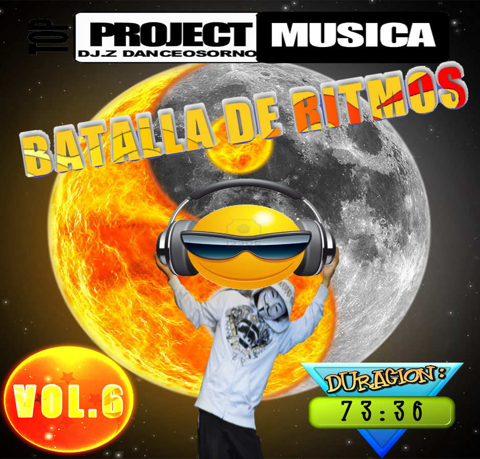 BATALLA DE LOS RITMOS VOL.6