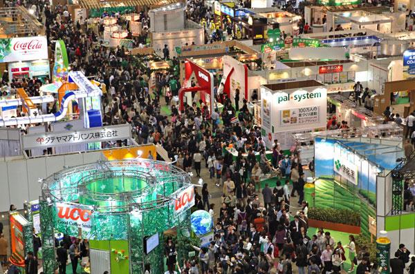 ECO PRODUCTS 2012 at Tokyo Big Sight, Tokyo