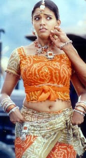 Navel pose of asin really nice photo