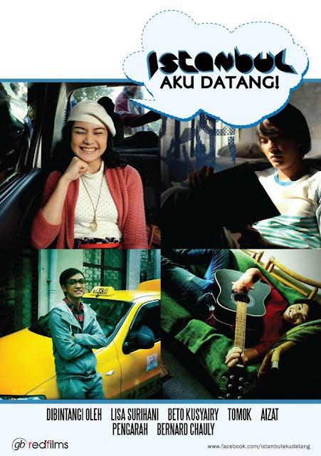 istanbul aku datang, malay movie