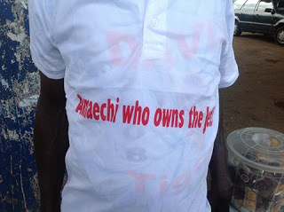anti amechi protest,gov rotimi amechi, port harcourt,rivers state,efcc