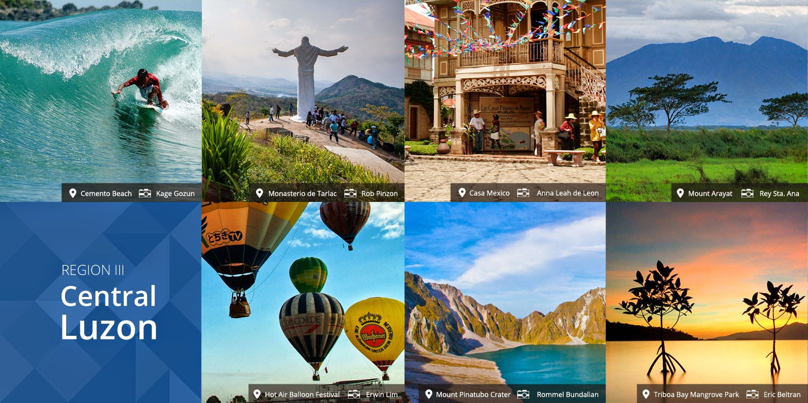 Travel And Adventure Delve Explore And Discover Central Luzon