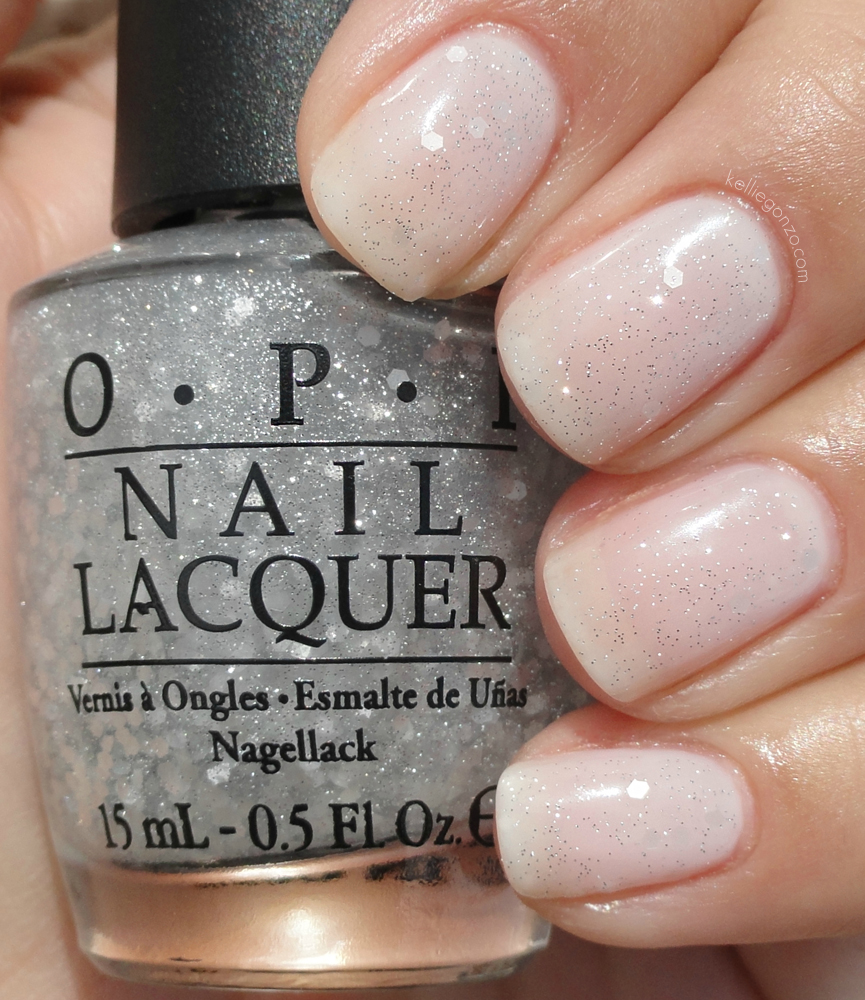OPI - Pirouette My Whistle over Don't Touch My Tutu!