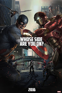 Marvel Comics Disney Avengers Captain America Civil War movie Iron Man Warmachine SHIELD Nick Fury Maria Hill Hulk Thor Black Widow Hawkeye Winter Soldier Ant-man Scarlet Witch Black Panther Vision Baron Zemo Crossbones Hydra Falcon trailer 2016 May