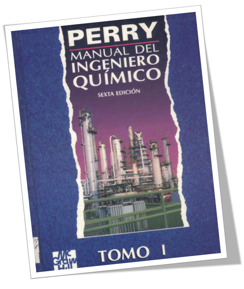 Manual del ingeniero quimico tomo i john h perry for Perry cr309 s manuale