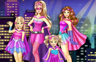 barbie ve kardeşleri oyunları