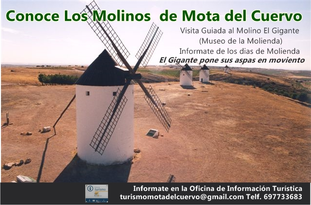 Oficina de turismo mota del cuervo - Oficina de informacion turistica ...