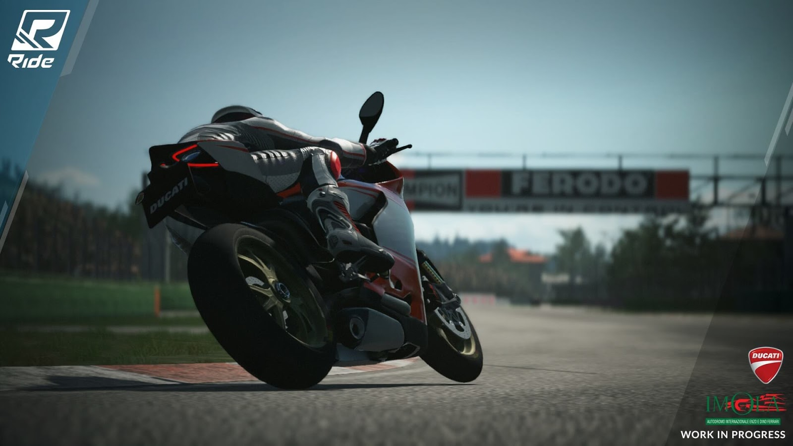 Ride Game Wallpaper Ride-2015-bike-game-screenshot