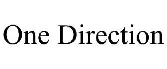 Two groups, one name, no joy, as bands and lawyers head in ... One Direction Names In Words
