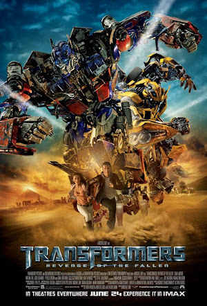 Transformers: Revenge of the Fallen Part 1 Film