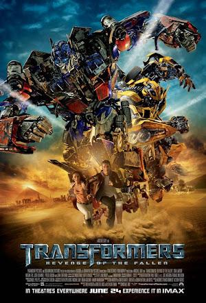 Transformers: Revenge of the Fallen Part 1 Film
