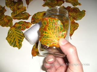 Leaves-Light 02     wesens-art.blogspot.com