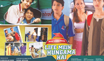 Life Mein Hungama Hai Hindi Movie Poster