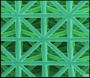 Researchers Create Strong and Lightweight Nanostructures Inspired by Nature