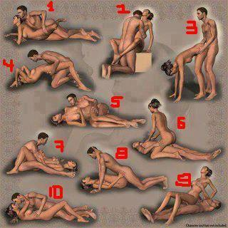 Nude Sex Positions
