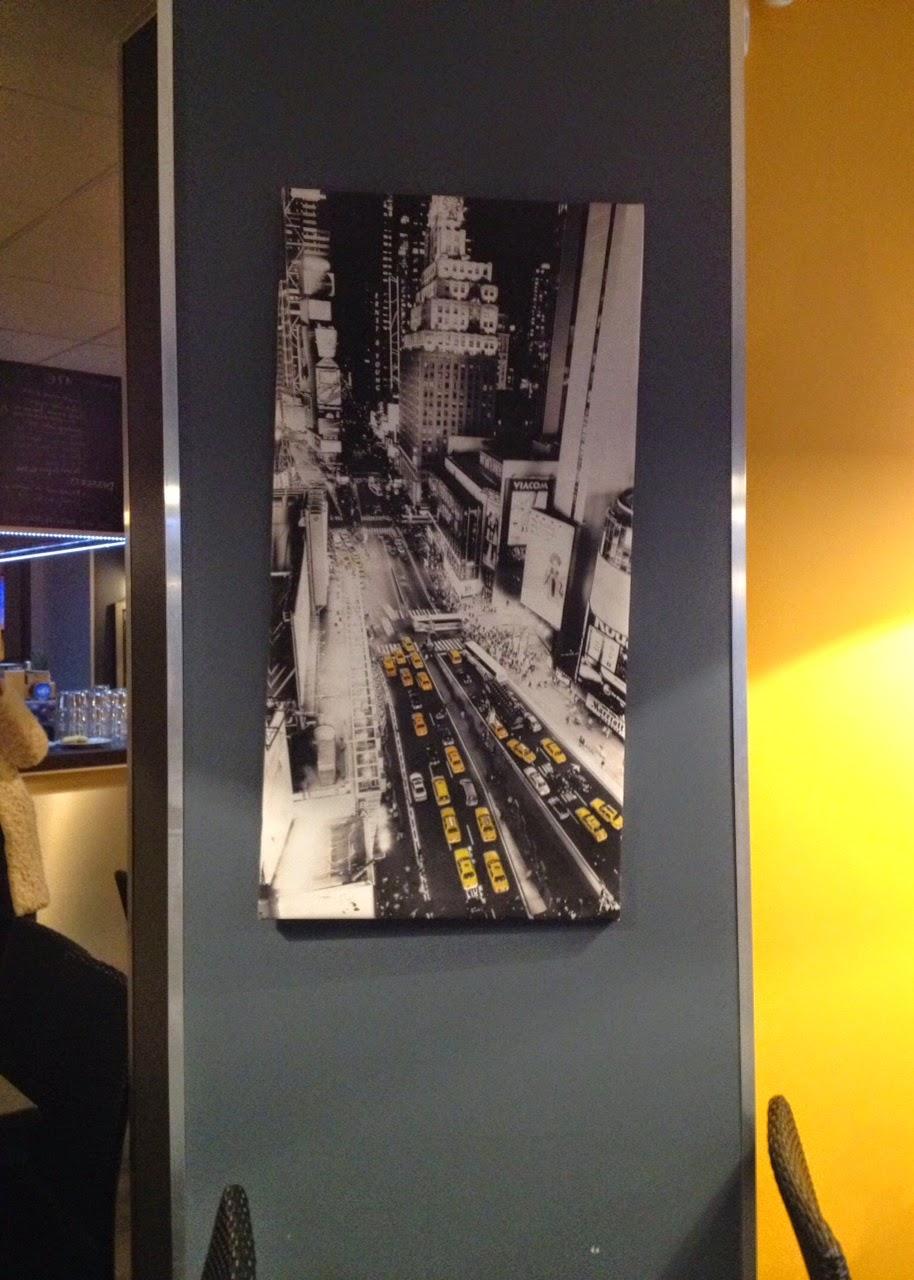 New-York à Paris - Restaurant
