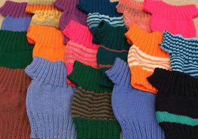 Knitting For Malawi Babies