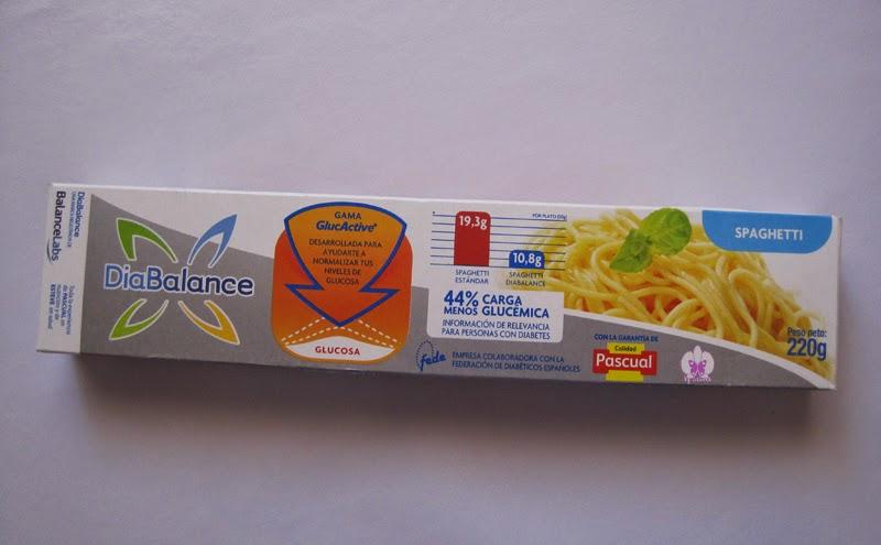 Spaguettis Diabalance